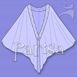 PARISA BUTTERFLY JACKET