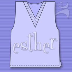 ESTHER V-NECK MOROCCAN TANK
